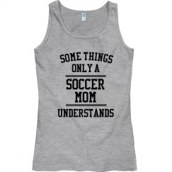 Soccer mom understands