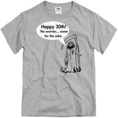 Happy 30th  From Grim