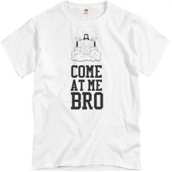 Come At Me Bro Jesus Tee