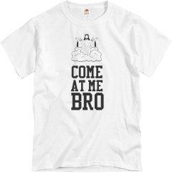 Come At Me Bro Jesus Tee