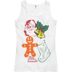 Ugly Christmas Tank Top
