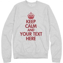 Create Keep Calm Designs