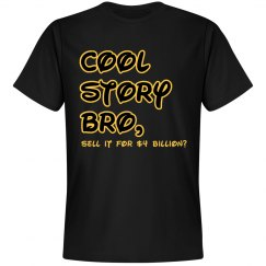 A Sold Story Bro