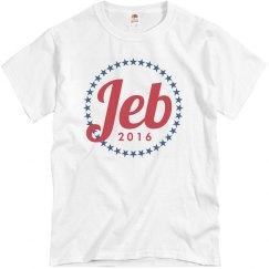 Jeb Bush Script Shirt