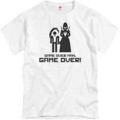 Alien Bride Game Over
