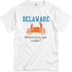 Delaware U Get Crabs