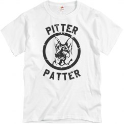 PITTER PATTER FUNNY TEE