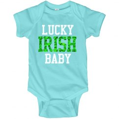 1st St Patricks Day Baby