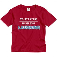 Stop Laughing