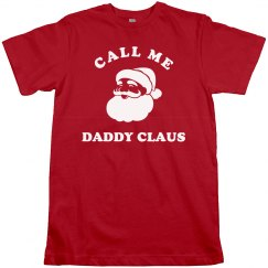 Just Call Me Daddy Claus