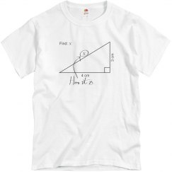 Bad at Math T-Shirt