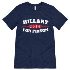 Clinton in Prison 2016