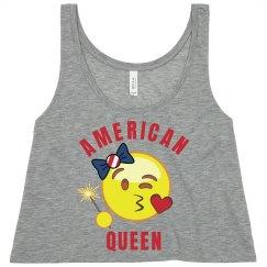 American Emoji Queen