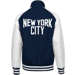 Trendy New York Jacket