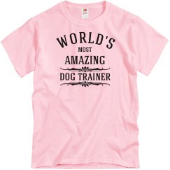Amazing Dog Trainer