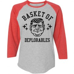 Basket Of Deplorables For Trump