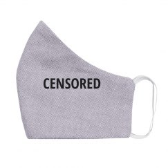 Censored Debate Mask