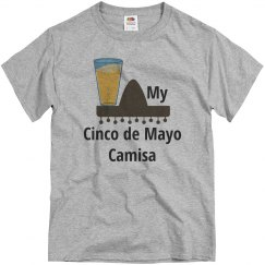 My Cinco de Mayo Shirt