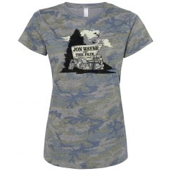 Parks and Rec Camo Tee