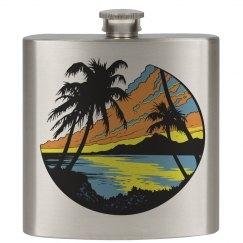 Paradise Flask