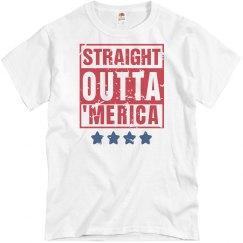 I'm Straight Outta America