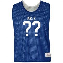 Nickname Lacrosse Jersey
