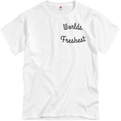 Worlds Freshest Tee