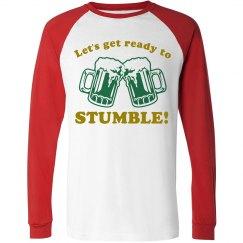 Stumbling For St. Patrick