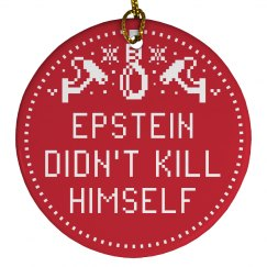 Funny Epstein Conspiracy Gift