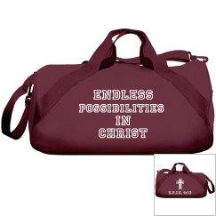 E.P.I.C. 4:13 - Duffel Bag