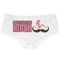Mustache Rider