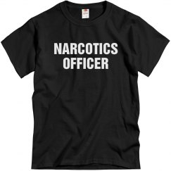 Narcotics Officer
