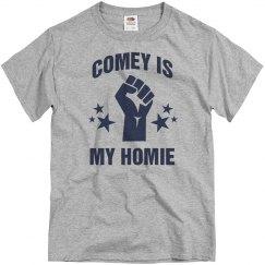Comey Is My Homie Resist Trump