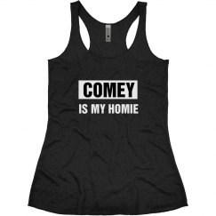 Comey Is My Homie Politics