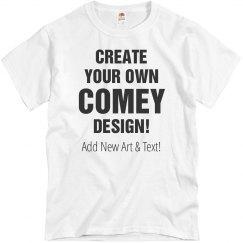 Custom James Comey T-Shirt