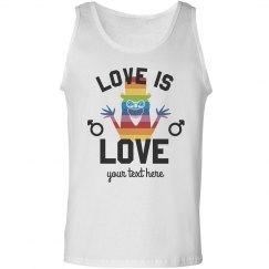 Love Is Love Babadook Pride