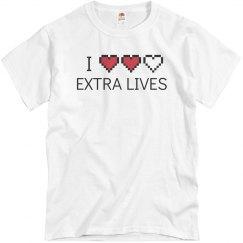 I Love Extra Lives