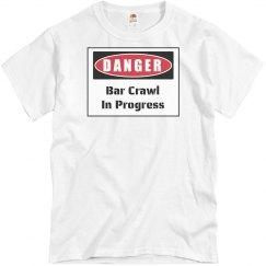 Danger Bar Crawl Tee