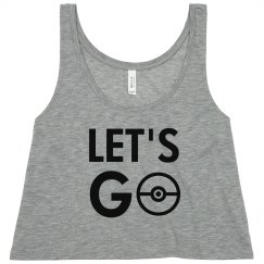 Let's Go Team Instinct Neon