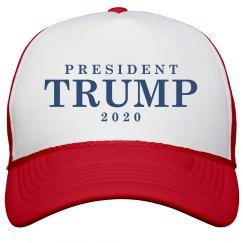 Custom Trump 2016 Hats