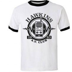 Hawkins A.V. Club 1983