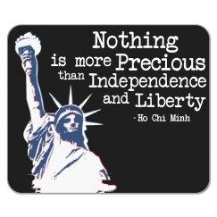 Vintage Liberty Mousepad