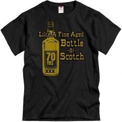 Aged Scotch