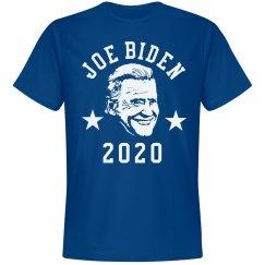 Joe Biden 2020 Blue & White