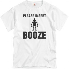 Please Insert Booze