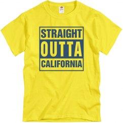 Straight Outta California