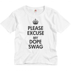 Please Excuse My Swag