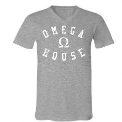 Omega House Distressed