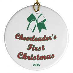Cheerleader's First Xmas