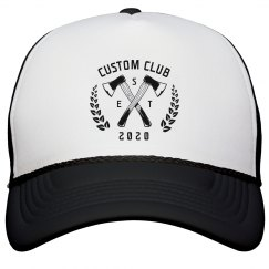 Custom Axe Throwing Hat